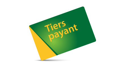 UNIVERS STYL fait bénéficier du Tiers Payant à ses client(es) pour la partie Sécurité Sociale