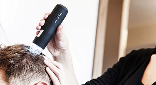 Un soin profond à Hairfax Villiers-sur-Marne, recommandations de soins capillaires et acupression bien-être