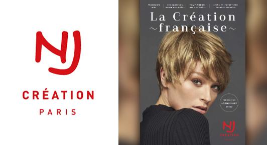 Catalogue perruques NJ Création Paris