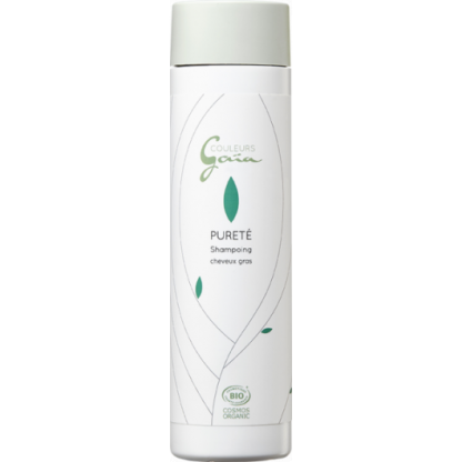 Shampooing pureté cheveux gras