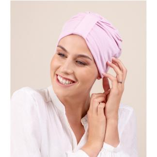 turban en éponge perruque