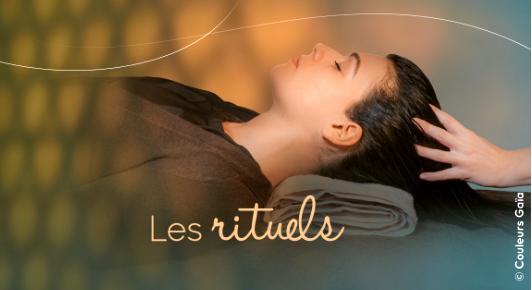 image soins rituels Couleurs Gaïa   Salon Univers Styl